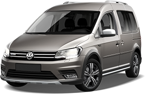 VW Caddy Alltrack TGI