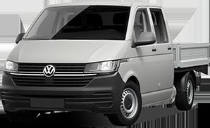 VW Transporter Doppelkabine Pritschenwagen