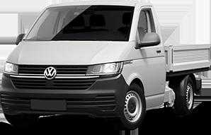 VW Transporter Einzelkabine Pritschenwagen