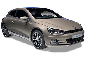 VW Scirocco (neues Modell)