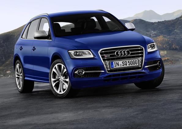 Audi Q5 Facelift 2012 Q5 Hybrid Quattro Amp Neuer Sq5 Als