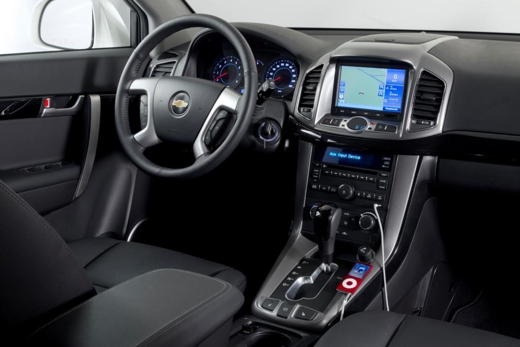Chevrolet Captiva Test 220 Berzeugendes Preis Leistungsverh 228 Ltnis Meinauto De
