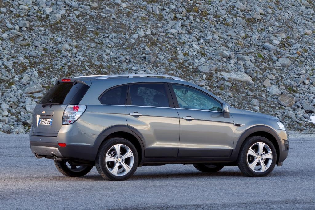 Chevrolet Captiva Test Berzeugendes Preis Leistungsverhltnis