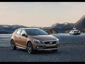 Der neue Volvo V40 Cross Country