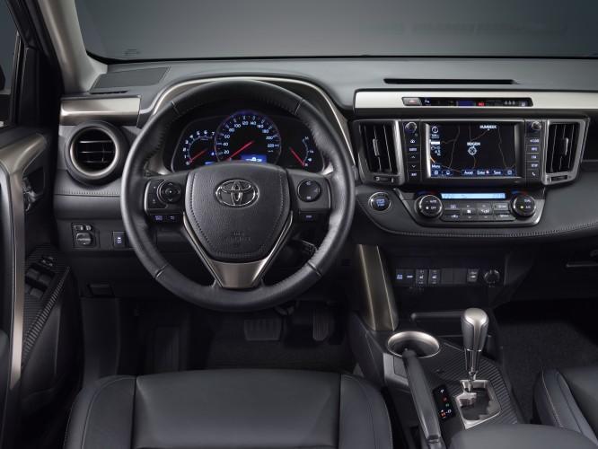 Test Toyota RAV4 2013 Neuauflage Eines Pioniers MeinAutode