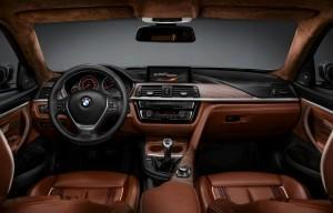 Neues BMW 4er Coupe Concept Cockpit