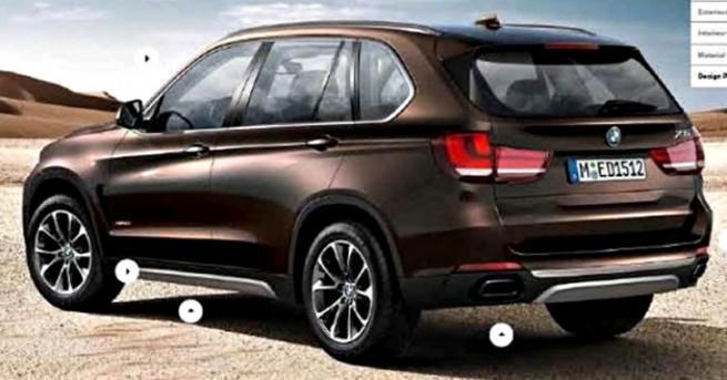 BMW X5: Erste Bilder aufgetaucht - MeinAuto.de