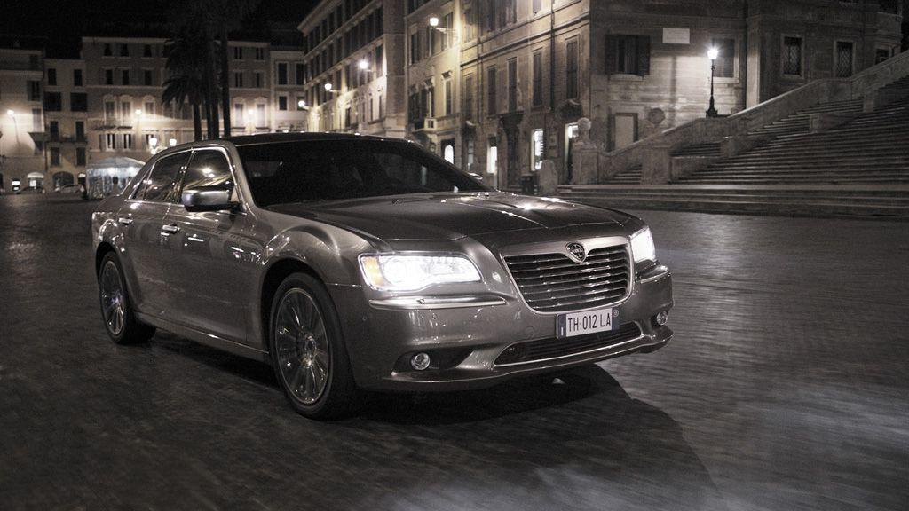 Lancia Thema im Test: Mercedes Italiens? - MeinAuto.de