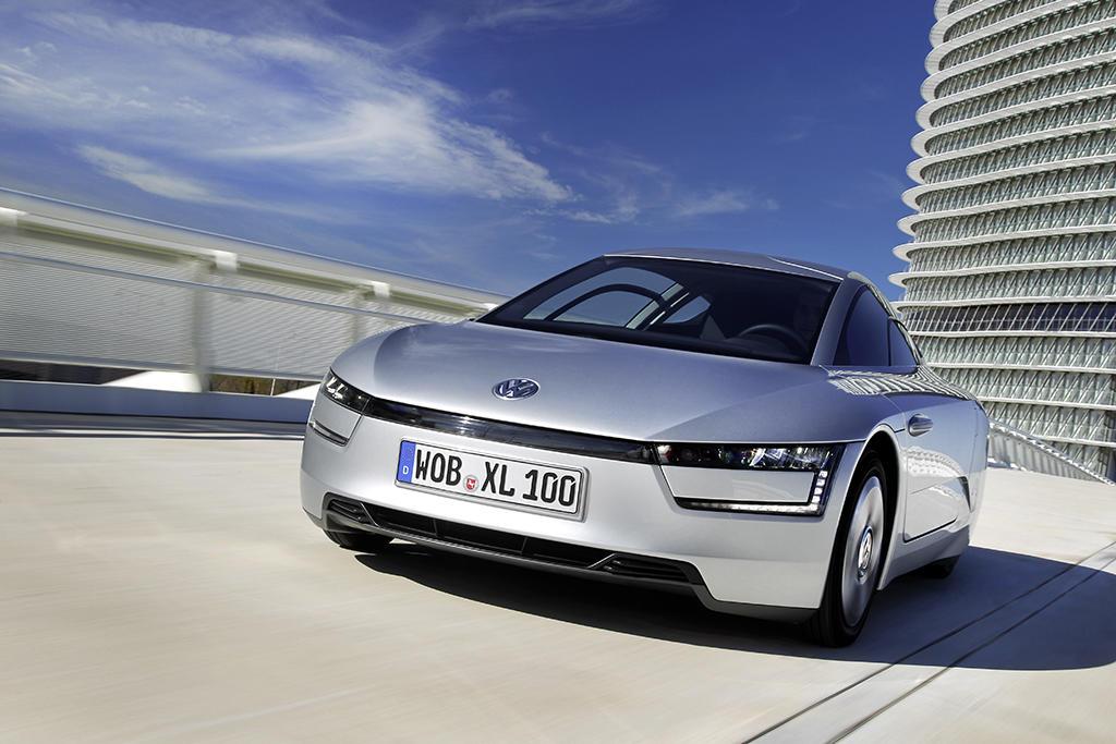 Vw Xl1 Volkswagen Baut Das 1 Liter Auto Meinauto De