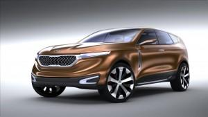 Kia Cross GT Studie 2013