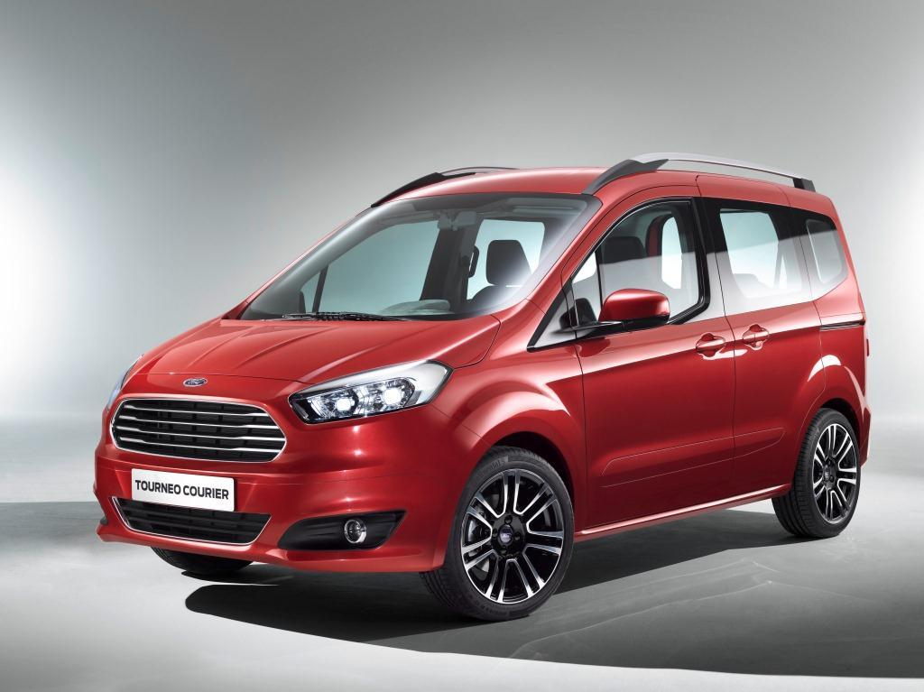 ford tourneo courier premiere in genf 2013. Black Bedroom Furniture Sets. Home Design Ideas