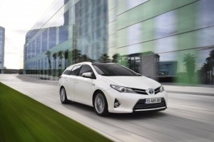 Der neue Toyota Auris Touring Sports 2013