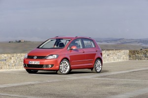 Der VW Golf Plus 6