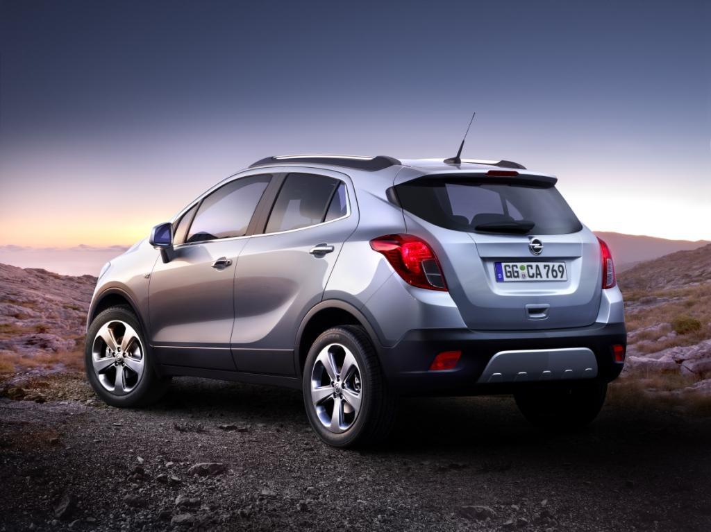 opel mokka test ein echter muntermacher. Black Bedroom Furniture Sets. Home Design Ideas