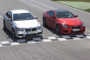 BMW M5 M6 Competition Paket