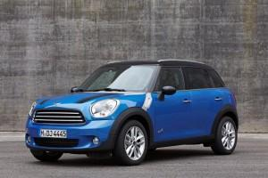 Der neue Mini Countryman ALL4 2013