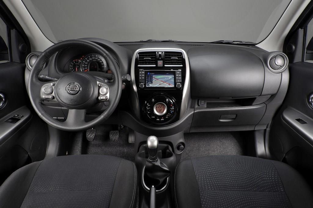 Nissan Micra 2013: Facelift für den Kleinwagen - MeinAuto.de