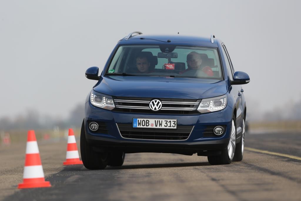 VW Tiguan Lounge Test (2015): das Beste kommt zum Schluss - MeinAuto ...
