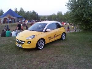 Opel Adam Slam Splash Festival