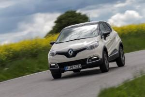 Renault Captur 2013 Test