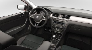 Skoda Rapid Spaceback Cockpit