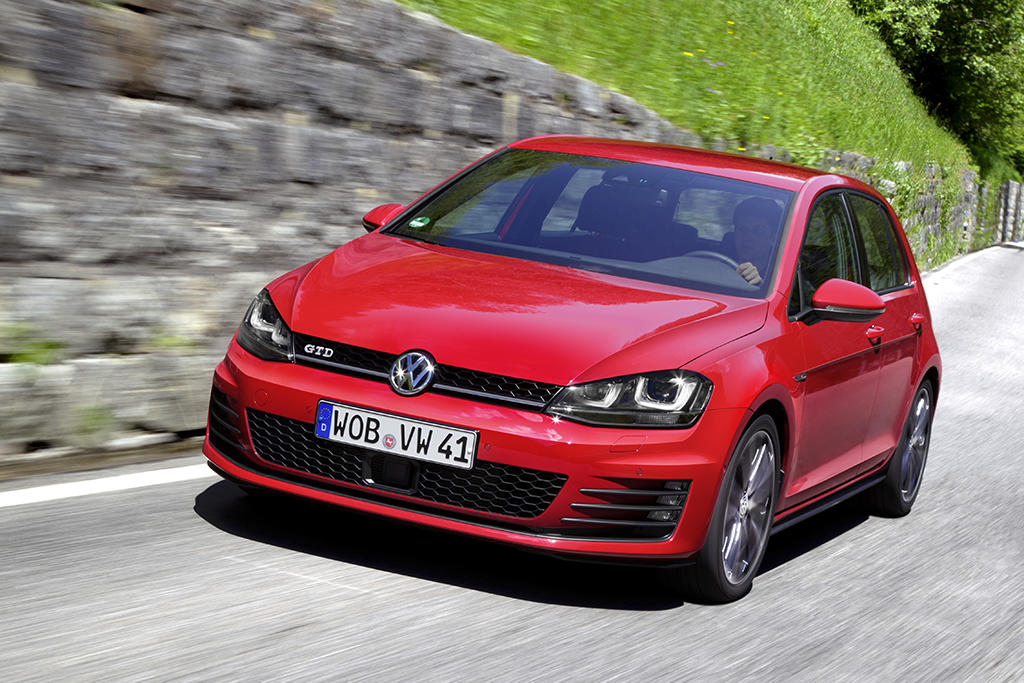 vw golf 7 gtd tv spots sorgen f r lacher. Black Bedroom Furniture Sets. Home Design Ideas