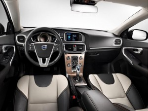 Volvo V40 Cross Country Cockpit