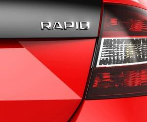 skoda rapid space star 2013