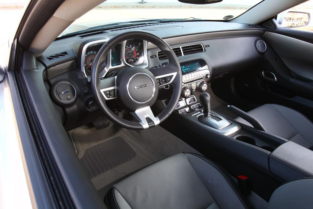 Chevrolet Camaro Ss Test Triumphale R 252 Ckkehr Eines