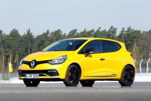 Renault Clio RS Test