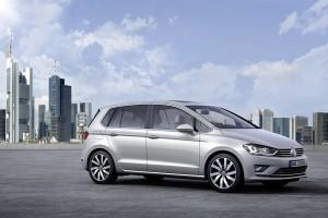 VW Golf Sportsvan 2013