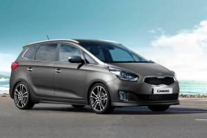 kia carens 2013 styling paket