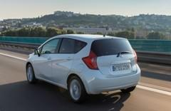 Nissan Note Back