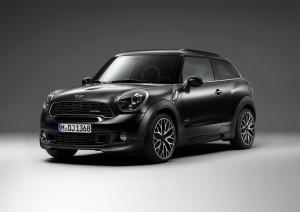 MINI John Cooper Works Paceman Frozen Black metallic