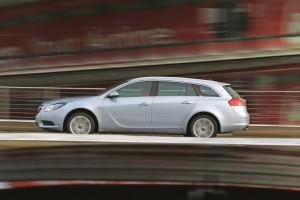 Opel Insignia Tourer Test