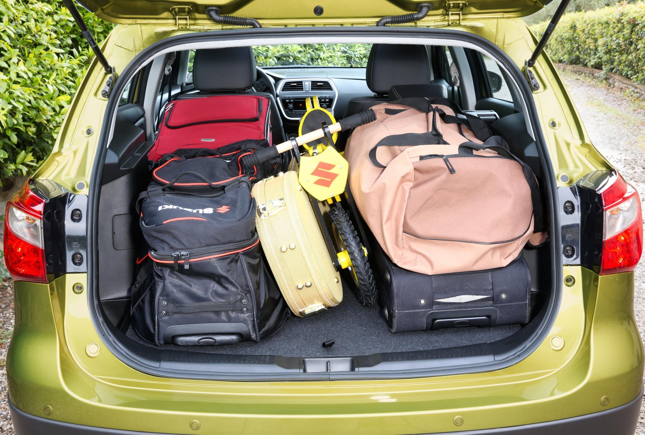 Suzuki SX4 S Cross Spagat Zwischen Alt Und Jung