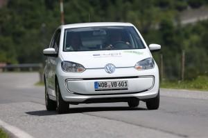 VW e-up Test