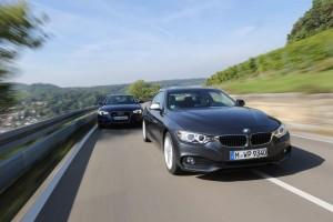 BMW 4er Coupe vs. Audi A5 Coupe Test