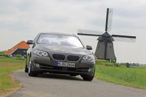 BMW 5er Touring Test