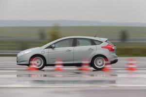 Ford Focus Electric Test Seite