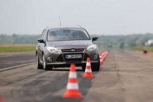 Ford Focus Turnier Test 2013