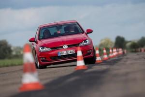 VW Golf 7 Test