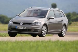 VW Golf 7 Variant Test 2013