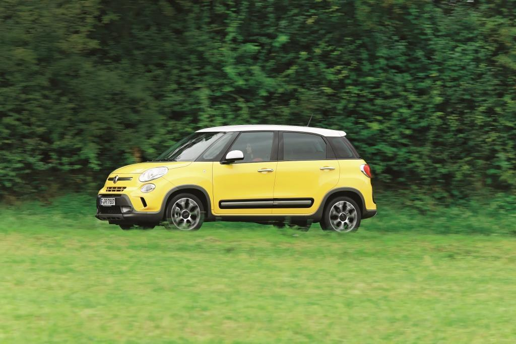 fiat 500l trekking 1 6 multijet 16v test offroad im namen asphalt im herzen. Black Bedroom Furniture Sets. Home Design Ideas
