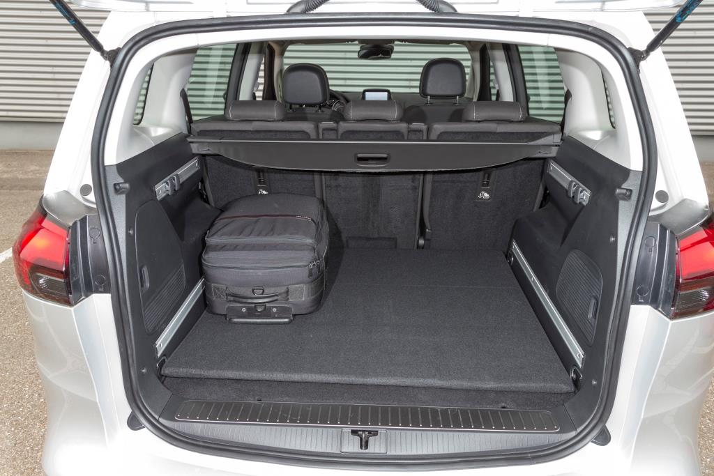 Opel Zafira Tourer Test Verschiedene Variant Varianten Im Vergleich