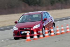 ford focus test