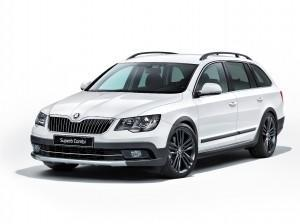 Skoda Superb Combi inklusive Outdoor-Paket