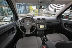 skoda roomster 2014 cockpit test
