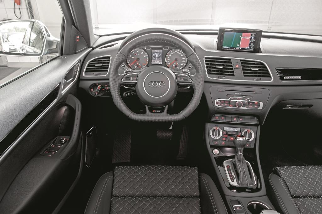 audi rs q3 test rassiger sportler im suv kleid. Black Bedroom Furniture Sets. Home Design Ideas