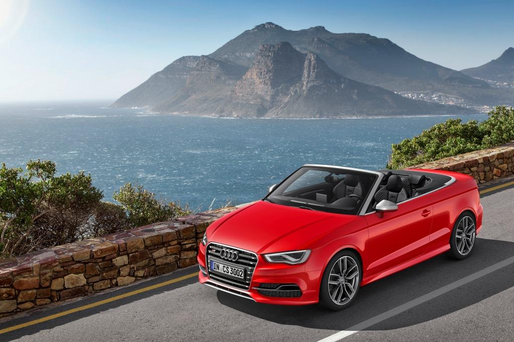 audi s3 cabrio erster s3 mit allradantrieb. Black Bedroom Furniture Sets. Home Design Ideas